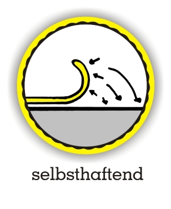 selbsthaftend